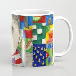I Like Candy Coffee Mug