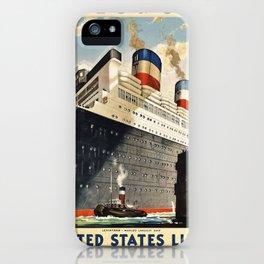 Nautical Art 27 iPhone Case