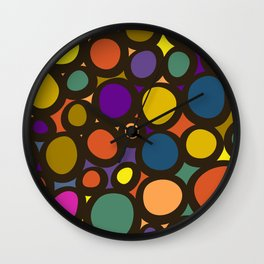 Arican Style No11 Wall Clock