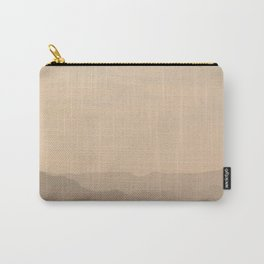 Mountain Ranges Carry-All Pouch