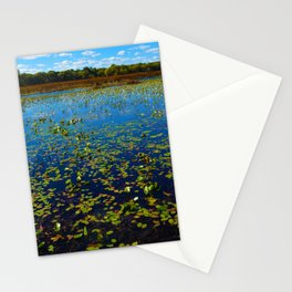 Point Pelee National Park Wetlands, ON Canada Stationery Cards