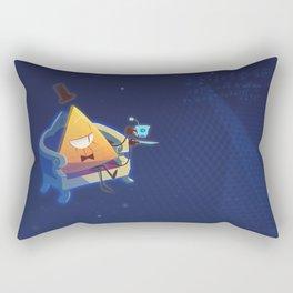 Bill Cipher [Gravity Falls] Rectangular Pillow