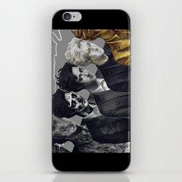 Dark Prince iPhone Skin