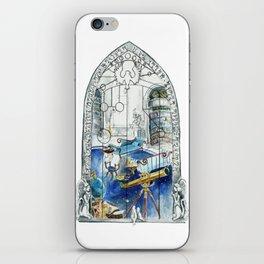 Wizard Window of Wisdom iPhone Skin