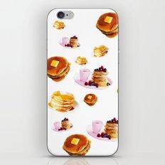 Pancakes! iPhone & iPod Skin