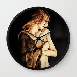 Vampire Awaking Wall Clock