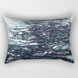 Bleakness Rectangular Pillow