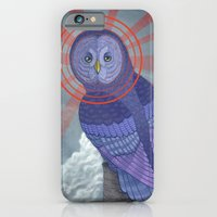 Great Grey Owl iPhone 6s Slim Case