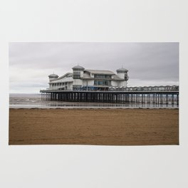 Weston-Super-Mare Grand Pier Rug