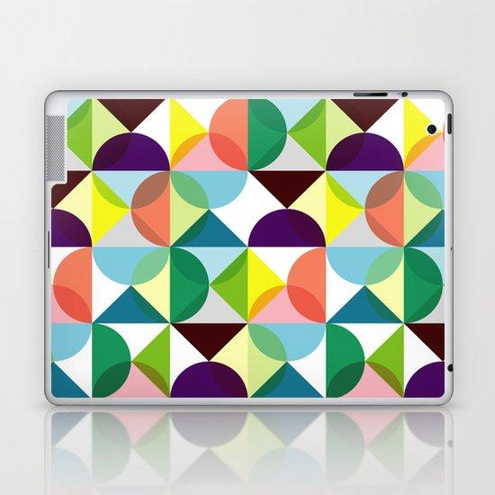 Geometry for Modern Houses (2010) Laptop & iPad Skin
