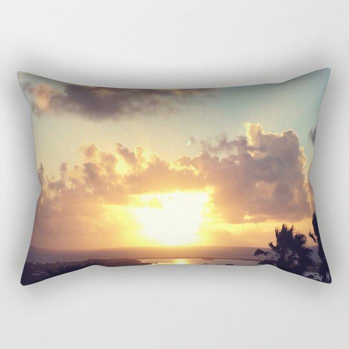 Gift Of Life Rectangular Pillow
