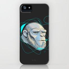Ape Introspection iPhone Case