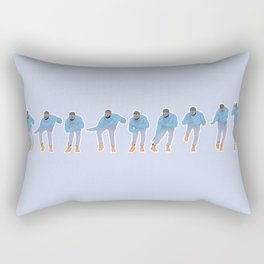 Hotline bling Rectangular Pillow