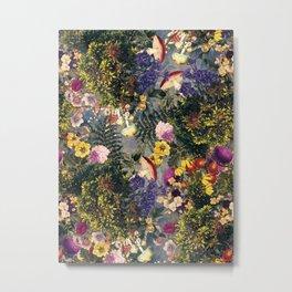 Tropical Garden XIII Metal Print