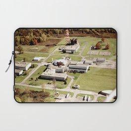Abandoned Reactor Facility Laptop Sleeve