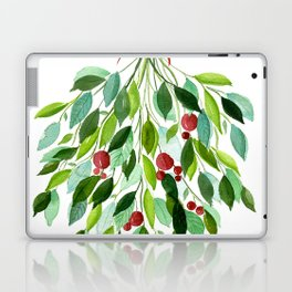 Tic Tac Mistle-Toe Laptop & iPad Skin