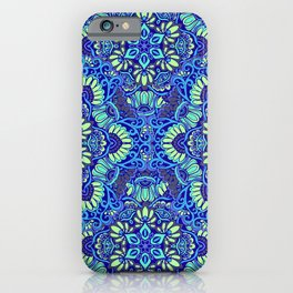 Maisie Mandalas iPhone Case