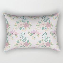 Spring pattern Rectangular Pillow