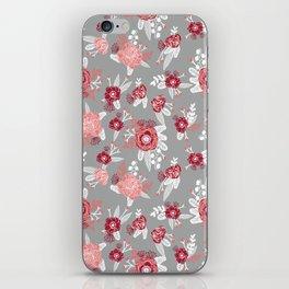 Floral Bama alabama crimson tide gifts for university of alabama students and alumni iPhone Skin