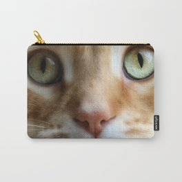 Ginger Mint Kitteh Carry-All Pouch