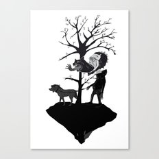 dogdays Canvas Print