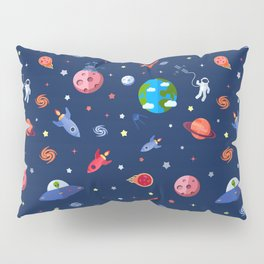 space adventures Pillow Sham