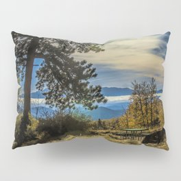 Atmospheric Flare Pillow Sham
