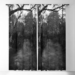 Dark Woods Blackout Curtain