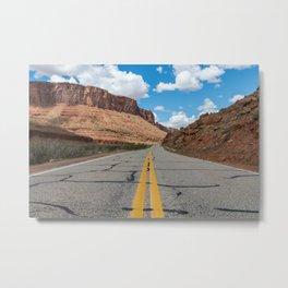 Road Trippin' Metal Print