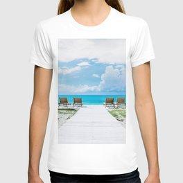 Sun Tan T-shirt
