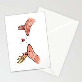 Deer Crush Stationery Cards