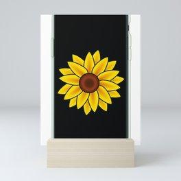 Soft Cases iPhone classic beautiful flower Mini Art Print