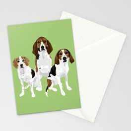 Gracie Lincoln and Greta Stationery Cards