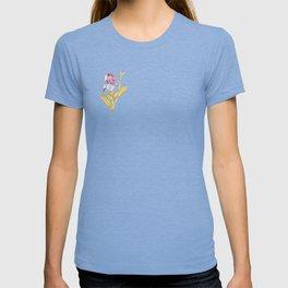 Iris Floral T-shirt