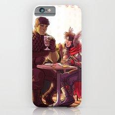 William and Theodore 24 iPhone 6s Slim Case