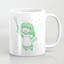 Tooth fairy wisdom (green) Coffee Mug
