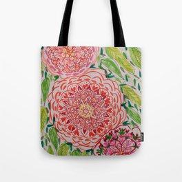 Mandala Flow Tote Bag