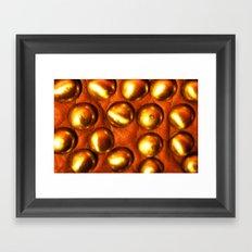 Solidity Framed Art Print