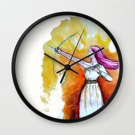 Artemisa Wall Clock