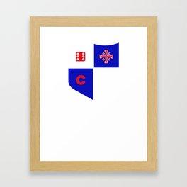 PhilTee Framed Art Print