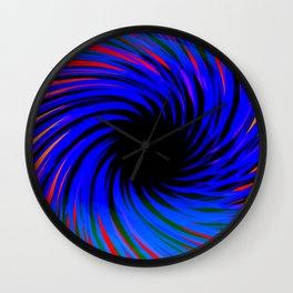 Centripetal Force Wall Clock