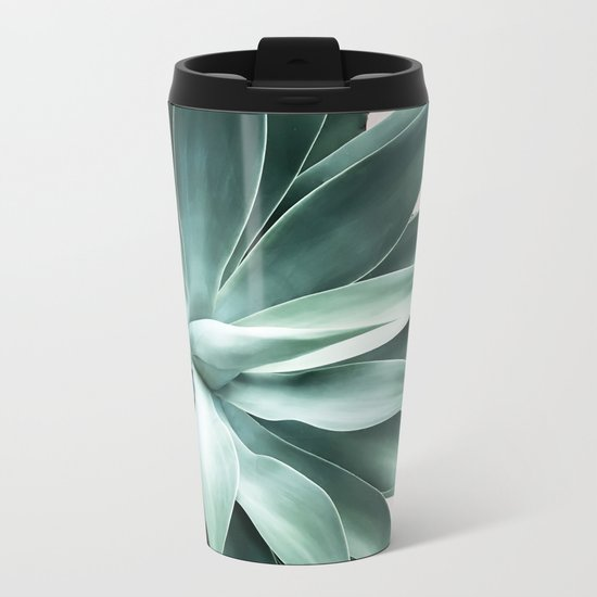 Bursting into life Metal Travel Mug