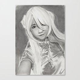 crobix Canvas Print