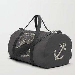 King of the seas Duffle Bag