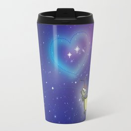 Ray and Evangeline Travel Mug