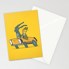 Who framed Donnie Darko? Stationery Cards