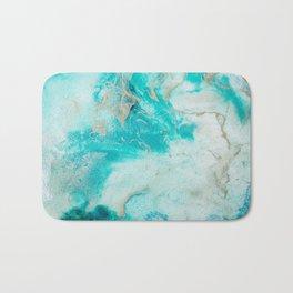 "Tides of Change | ""Sand Bar"" (1) Bath Mat"
