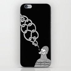 Sailors Knot iPhone Skin