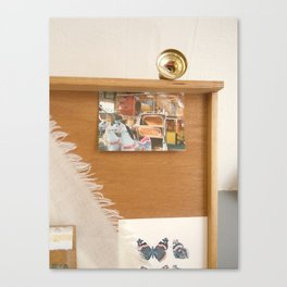 Drawer  Canvas Print