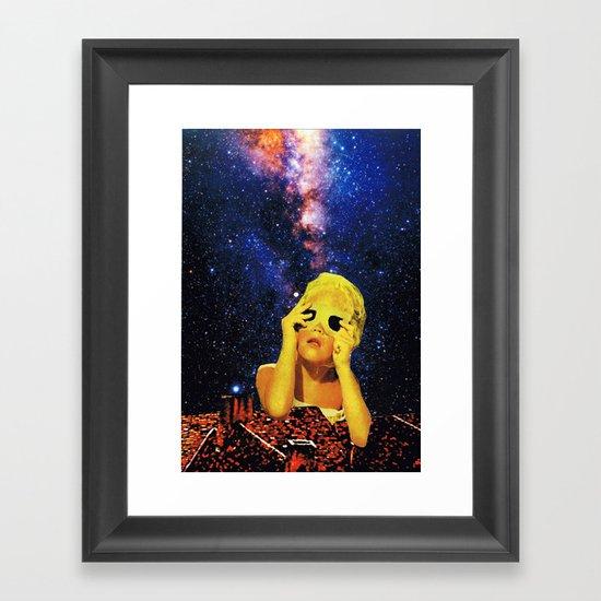 mesineto  Framed Art Print
